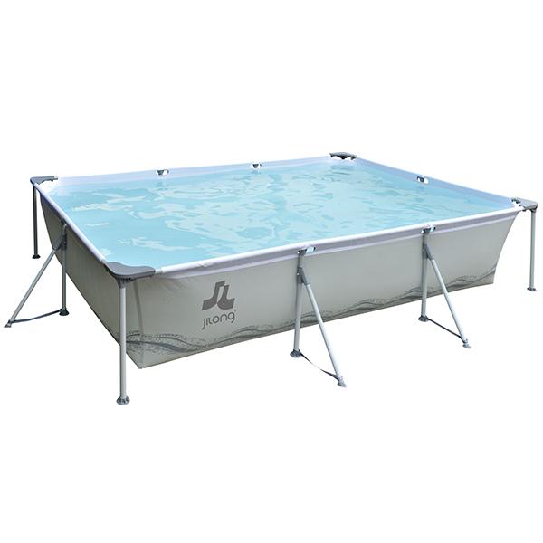 piscina steel frame jilong patas sencillas