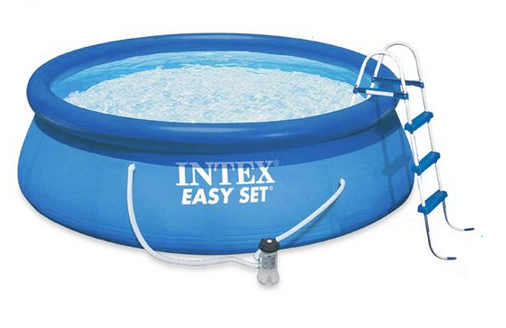Piscina hinchable Easy Set Intex Ø457