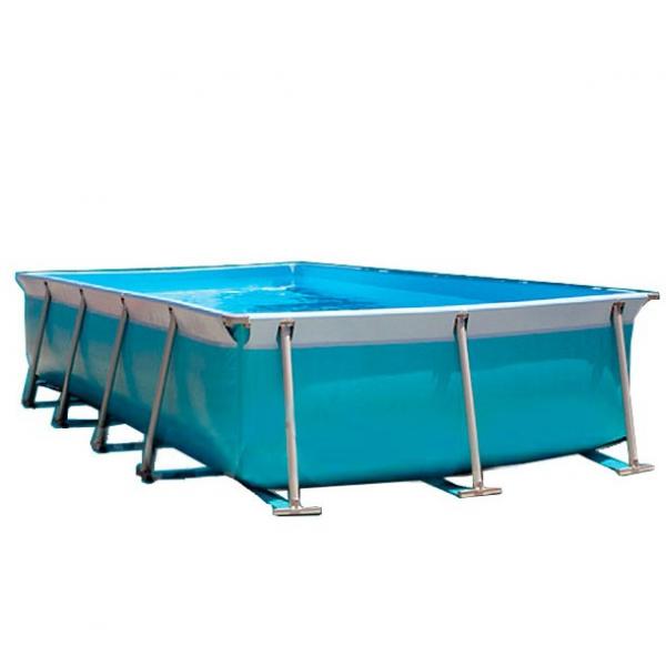 piscina iaso max espacio de instalación