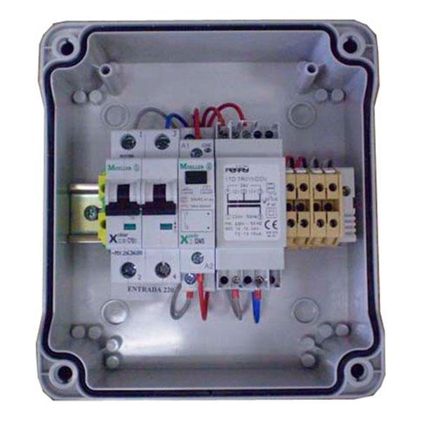 Cuadro eléctrico para piezo eléctrico