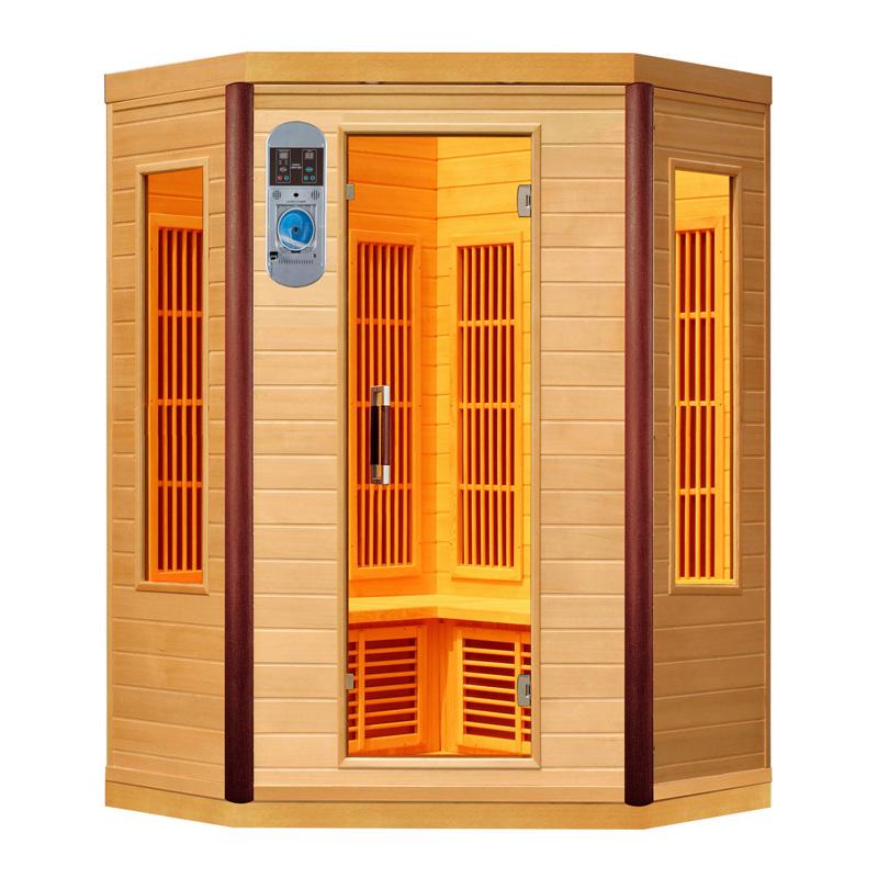 Sauna Infrarrojo Prince 2 /3 Plazas