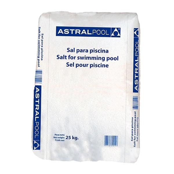 Sal Compacta para Piscina Astralpool