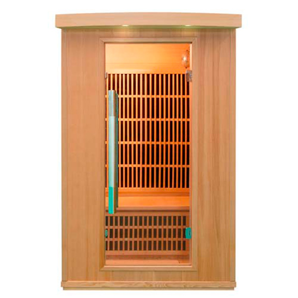 Sauna Infrarrojos Athena 2 plazas