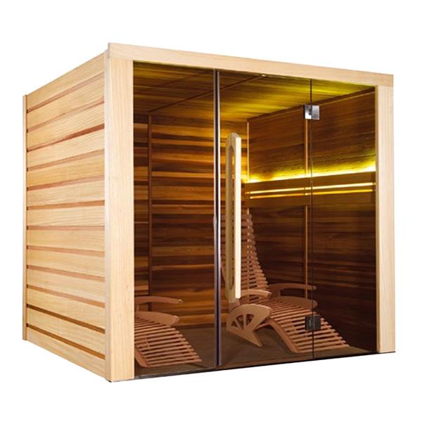 Sauna de Vapor Alto Vap