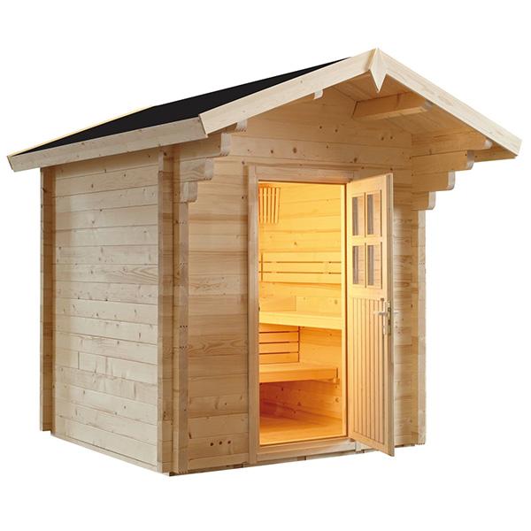 Sauna Exterior Vapor Country