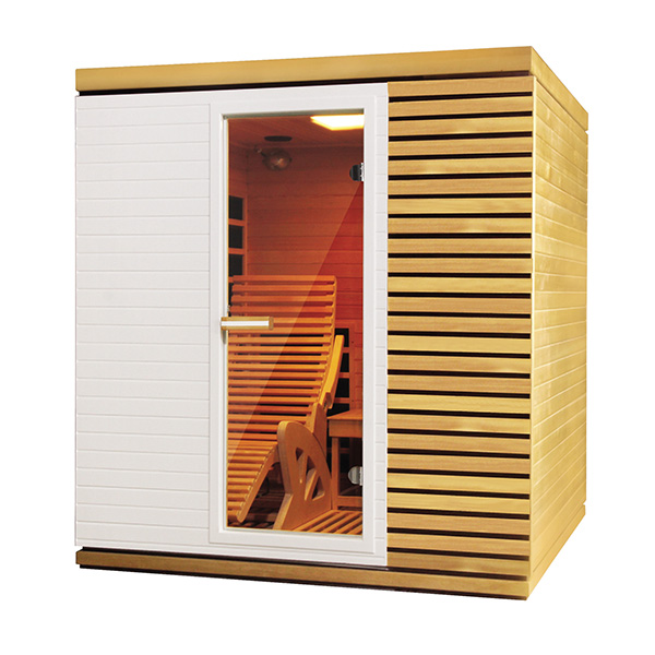 Sauna Infrarrojos Alto Duo Prestige