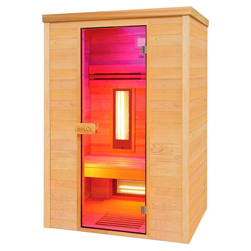 Sauna infrarrojos Multiwave 2
