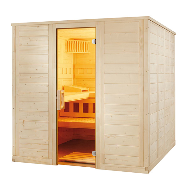 Sauna Vapor Wellfun Large