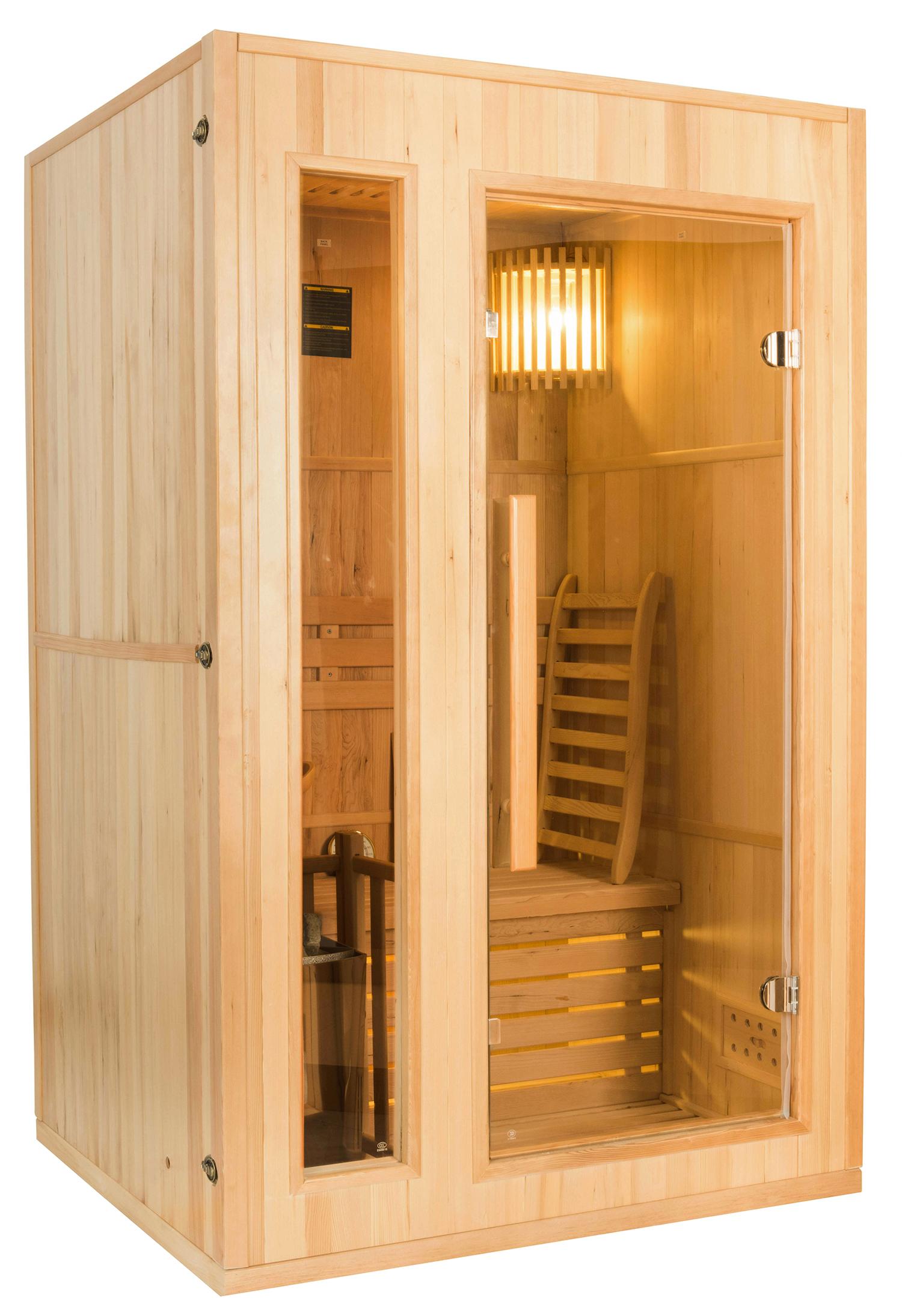 Sauna de Vapor Zen 2 Personas