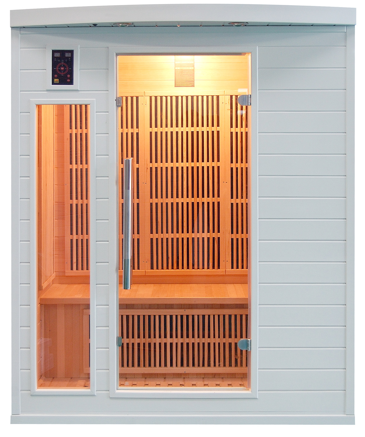 Sauna infrarrojos Soleil Blanc 3 Personas