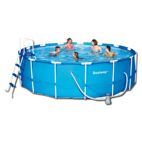 imagen de piscinas desmontables outlet