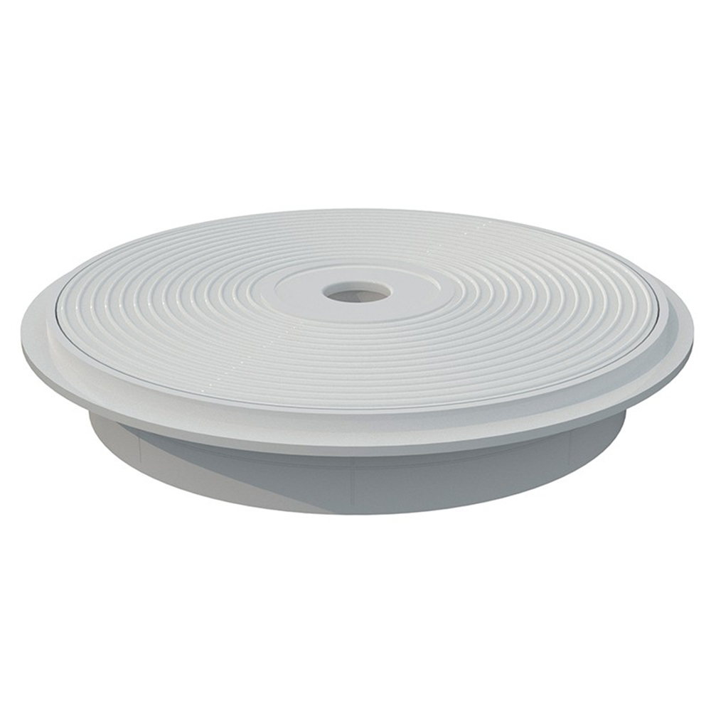Tapa y marco circular de skimmer 15 L Astralpool