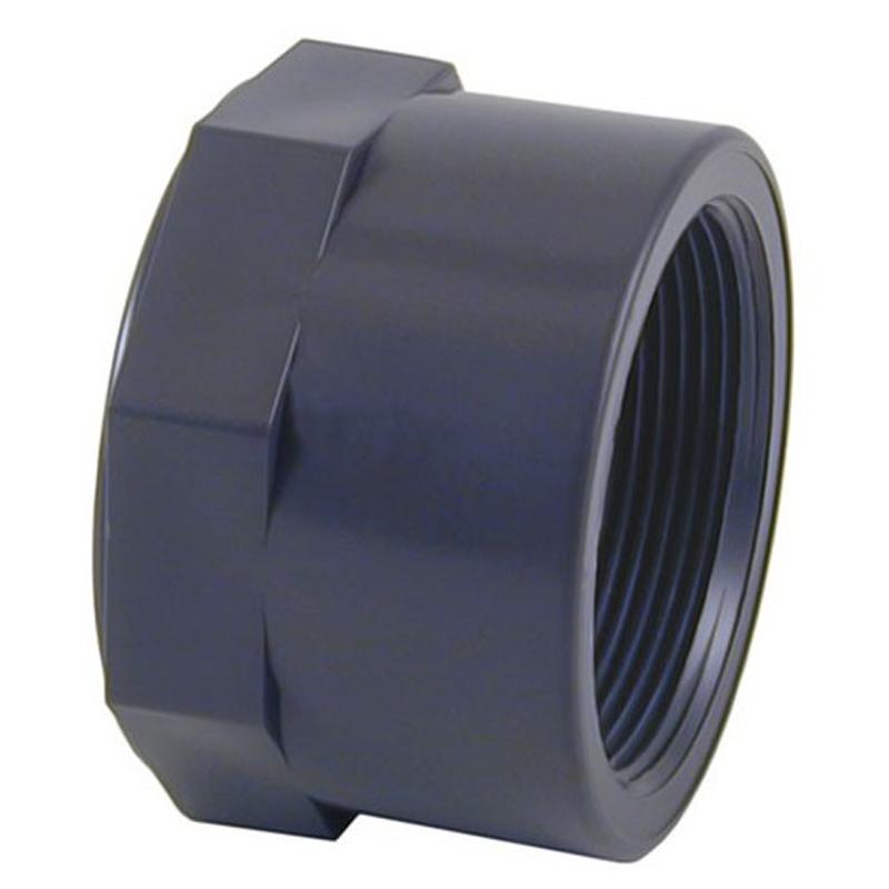 Tapón roscado PVC