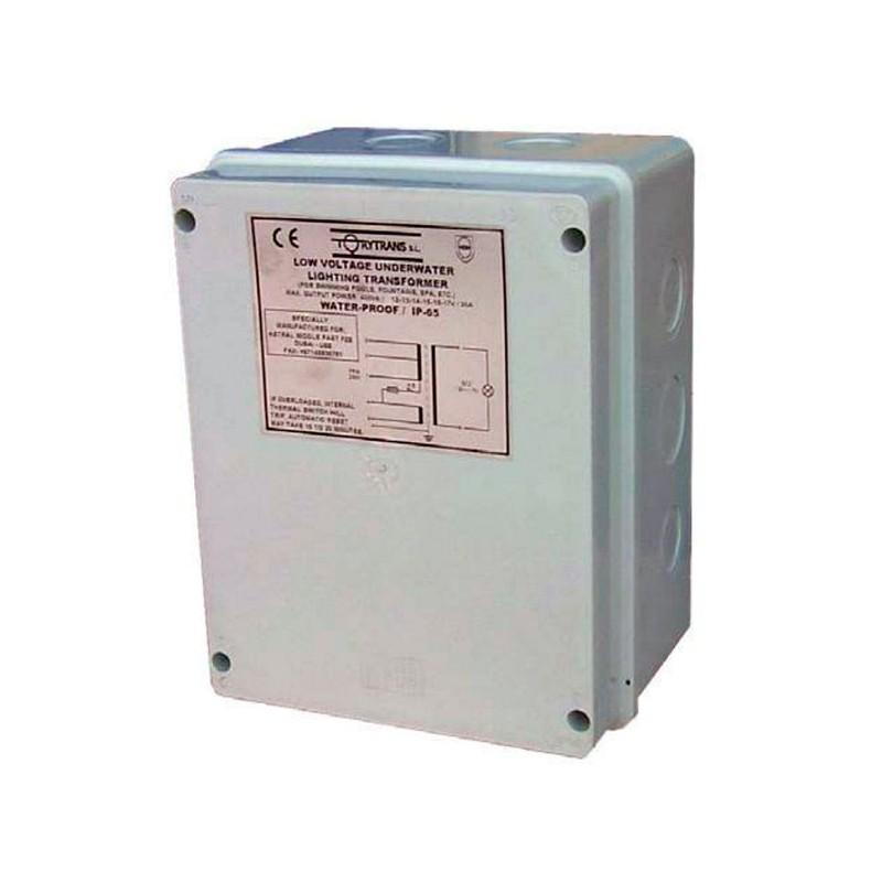 Transformador de seguridad IP-65
