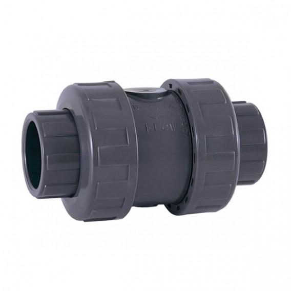 Válvula de retención PVC
