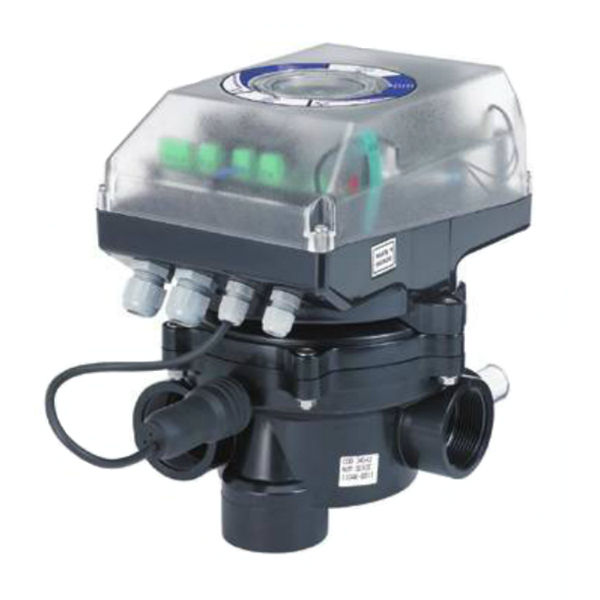 Válvula Selectora Auto System Vrac Flat Astralpool