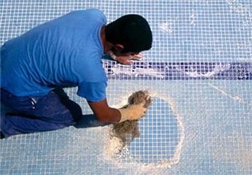 Comprar gresite para piscina outlet piscinas for Como limpiar fondo piscina