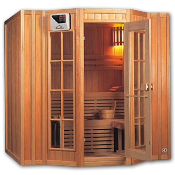 Saunas 4 Plazas