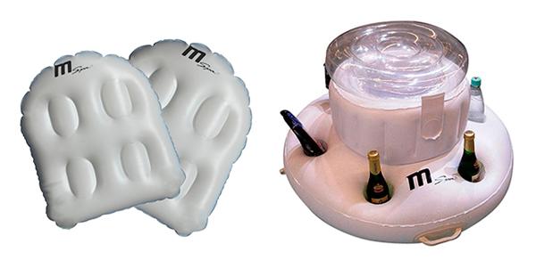 Accesorios de relax para spas hinchables