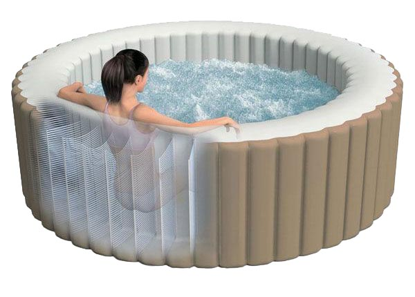 Sección Spa intex Bubble