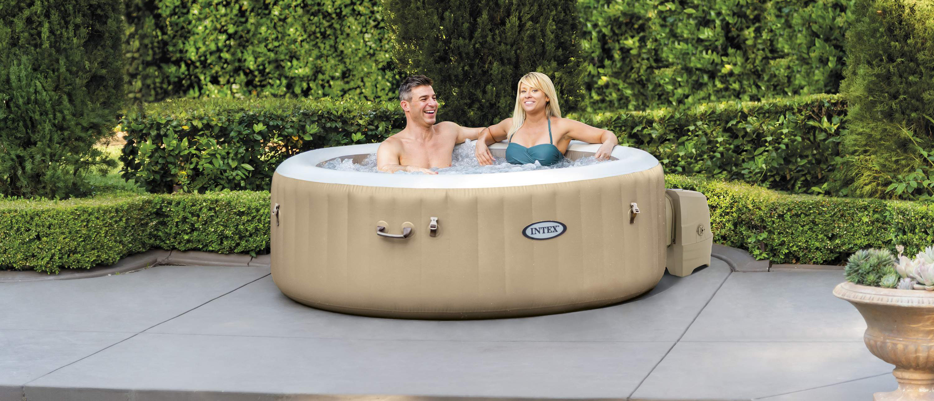 Spa intex purespa Bubble