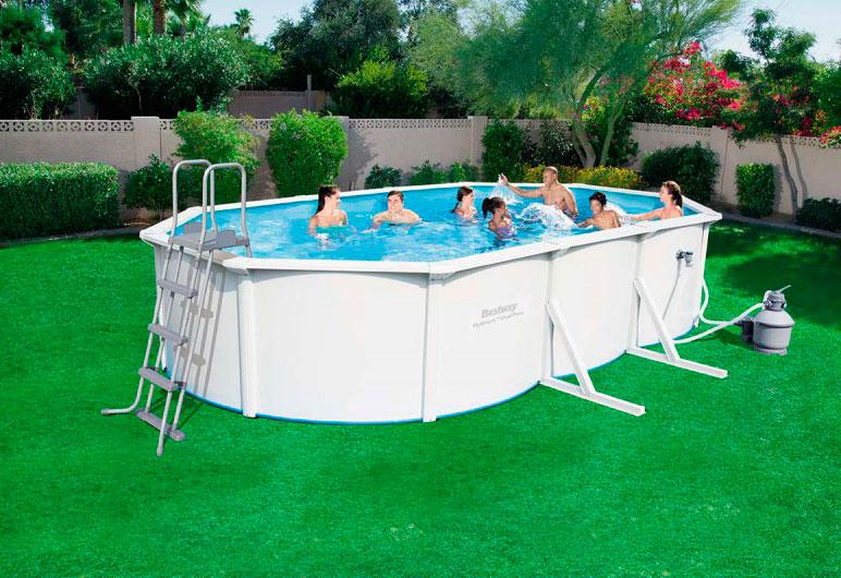 Piscina hydrium titan bestway outlet piscinas for Outlet piscinas