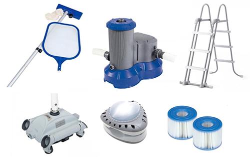 accesorios para piscinas intex y bestway