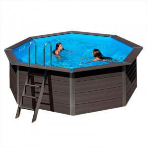 Comprar piscinas desmontables composite