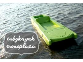 Cubykayak tu kayak desmontable outlet piscinas for Piscina canoe