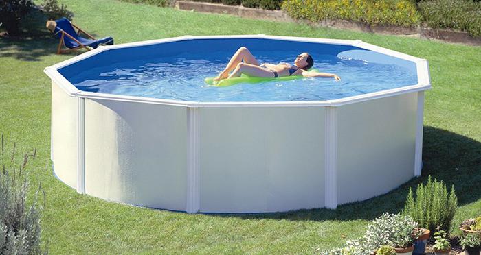 Las mejores piscinas de acero