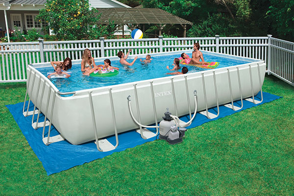 Cuánto espacio es necesario para una piscina? - Outlet Piscinas