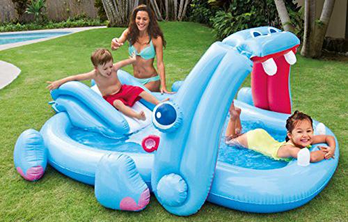 Las mejores piscinas para niños