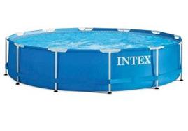 piscinas tubulares del fabricante intex
