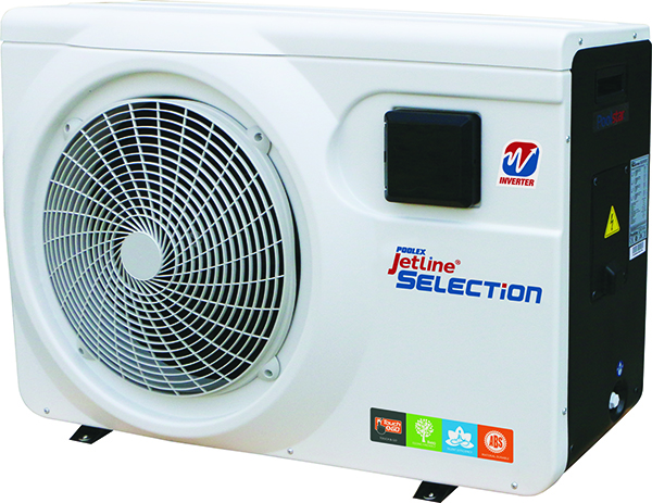 pompe chauffage poolex jetline selection inverter