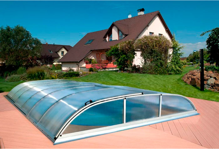 Cubierta dallas outlet piscinas for Outlet piscinas