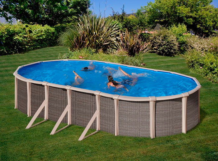 Piscina fusion pool oval  Gre
