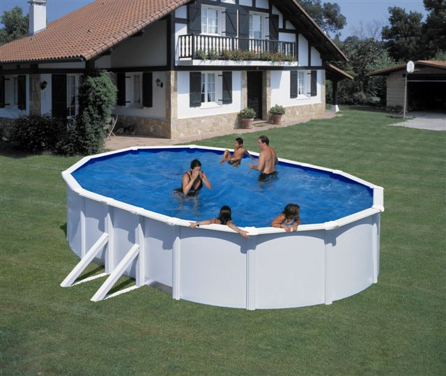 Piscina desmontable Gre Starpool 132