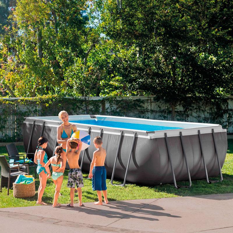piscina intex ultra frame arena 549x274x132 outlet piscinas. Black Bedroom Furniture Sets. Home Design Ideas