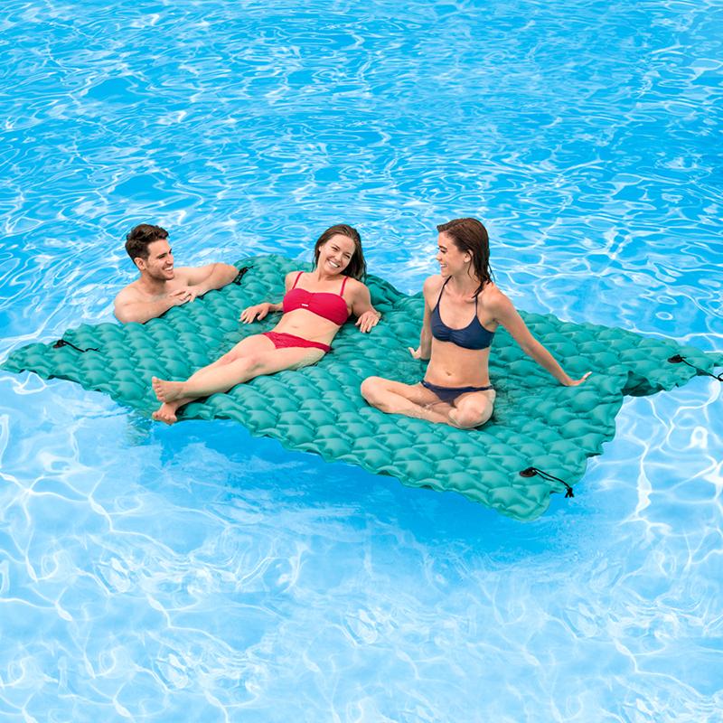 Colchoneta gigante intex outlet piscinas for Colchonetas piscina