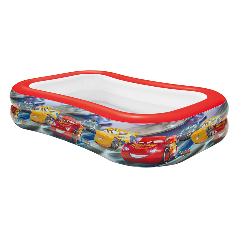 Piscina Hinchable Cars Infantil