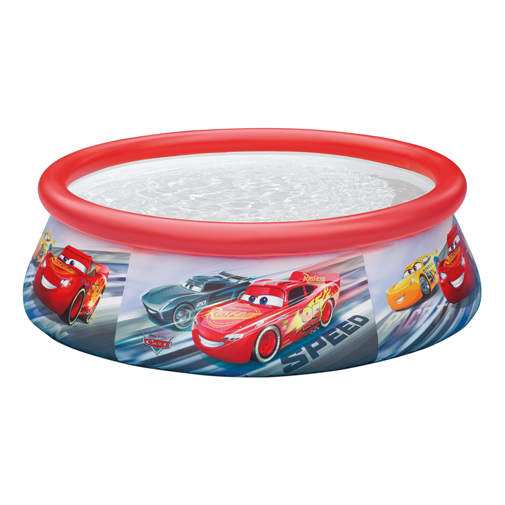 Piscina Hinchable Infantil Cars