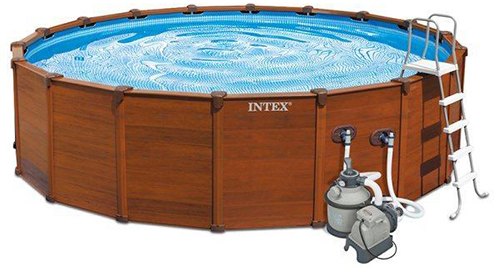 Piscina Sequoia Intex