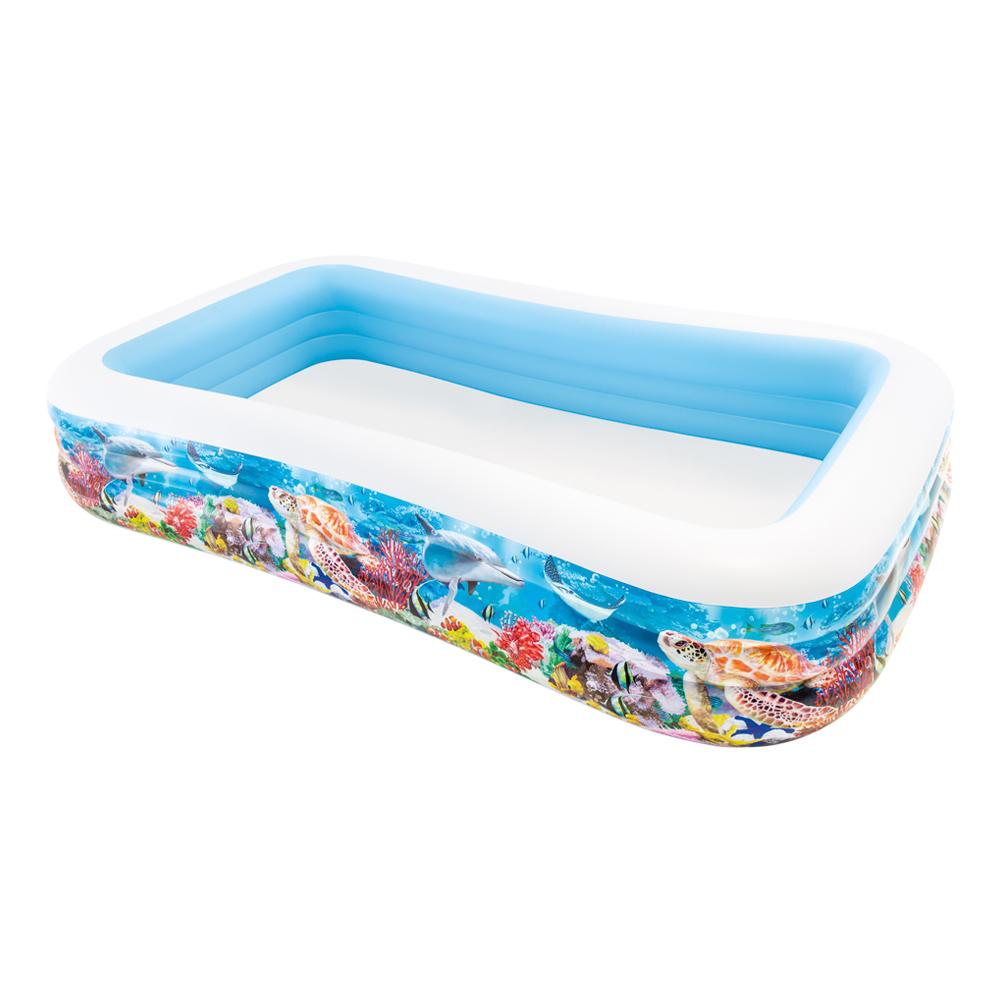 Piscina intex hinchable tropical outlet piscinas for Outlet piscinas
