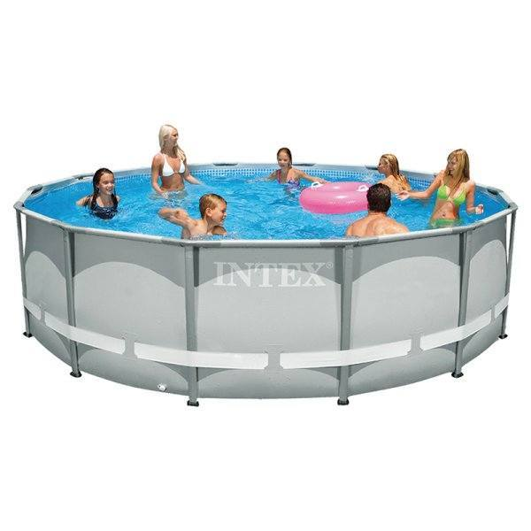piscina ultra frame 427 x 107cm intex outlet piscinas