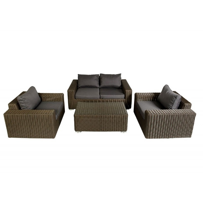 Sof de exterior bruno 66397 1x outlet piscinas for Outlet muebles jardin