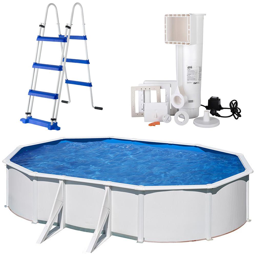 Piscinas gre outlet piscinas for Depuradora para piscina hinchable