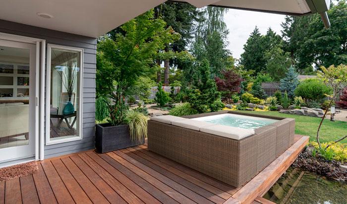 Piscina laghetto modelo playa outlet piscinas for Laghetto in casa