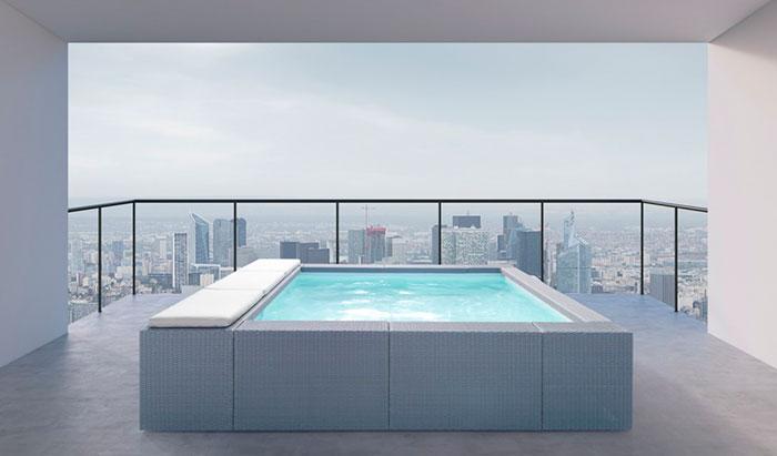 Piscina laghetto modelo playa outlet piscinas for Outlet piscinas