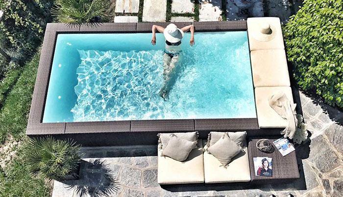 Piscina laghetto modelo playa outlet piscinas for Piscina laghetto playa
