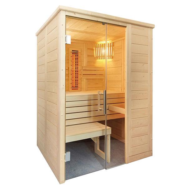 sauna alaska mini kombi outlet piscinas. Black Bedroom Furniture Sets. Home Design Ideas